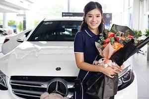 Hoàng Yến Chibi tậu Mercedes-Benz GLC 200 tiền tỷ