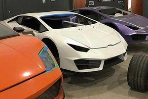 Sản xuất siêu xe Lamborghini và Ferrari rởm, giá siêu rẻ