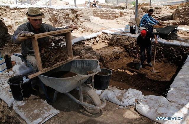 Israel phát hiện khu định cư thời tiền sử khổng lồ niên đại 9.000 năm