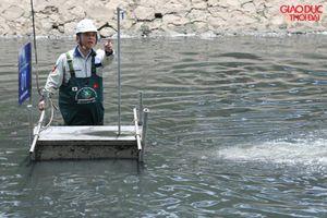 Nhật Bản chi trả toàn bộ chi phí dù lùi lại 2 tháng thí điểm làm sạch sông Tô Lịch