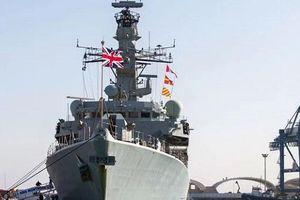 Anh điều tàu chiến thứ ba tới vùng Vịnh giữa lúc căng thẳng với Iran