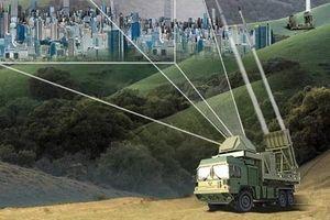 Tên lửa phòng không I-Dome của Israel: Mái vòm sắt' trên xe bánh hơi