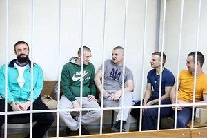 Bất chấp phản đối, Nga gia hạn giam giữ các thủy thủ Ukraine