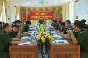 BĐBP Phú Yên: Lấy ý kiến đóng góp dự thảo Luật Biên phòng Việt Nam