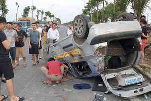 Gây tai nạn liên hoàn khiến 3 người bị thương, tài xế trình diện công an