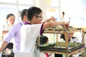 Trao 7 giải Nhất Hội thi Tin học trẻ toàn quốc lần thứ 25