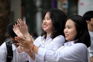 Những thí sinh đầu tiên trúng tuyển Trường ĐH Y Dược TP.HCM