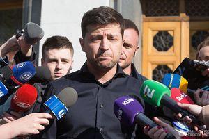 Tổng thống Ukraine Zelensky nêu điều kiện tiếp tục đối thoại với Nga