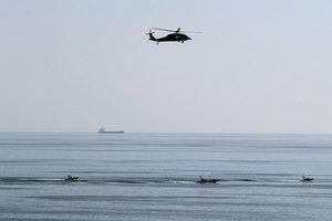 Iran bất ngờ tuyên bố tóm gọn 'tàu chở dầu lậu' ở Vịnh Ba Tư