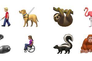 Cả Google và Apple đều vừa tung bộ emoji mới
