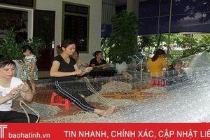 Câu lạc bộ con dâu dòng họ ở Hà Tĩnh - gắn kết tình thân