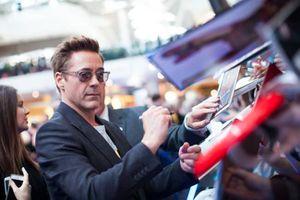 Sau vai diễn Iron Man, Robert Downey Jr. muốn tiếp tục khẳng định mình
