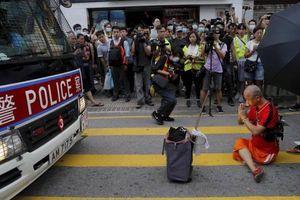 Trung Quốc không tính điều quân đội xử lý khủng hoảng ở Hồng Kông