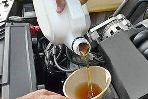 Dùng miệng hút dầu diesel, một người bị tổn thương phổi trầm trọng