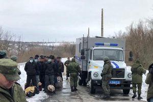 Ukraine đồng ý triển khai thỏa thuận trao đổi tù nhân với Nga