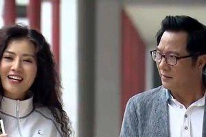 Thanh Hương kể chuyện hôn người hơn 30 tuổi và tin đồn mắc bệnh ngôi sao