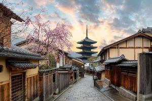 Một phút lắng lòng trước vẻ đẹp của Kyoto, Nhật Bản