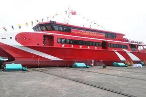 Thuyền trưởng tàu cao tốc Vũng Tàu - Côn Đảo bị phạt 30 triệu đồng