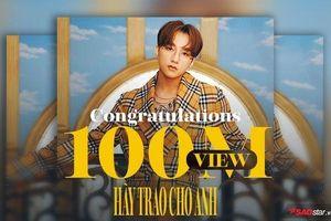 Góc hoang mang: 'Hãy trao cho anh' đạt 100 triệu view nhưng Sơn Tùng lại kêu gọi mọi người ủng hộ… 'Em của ngày hôm qua'?