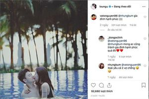 'Nhắc khéo' bạn gái dưới bức ảnh của Trang Lou, Văn Toàn muốn kết hôn?