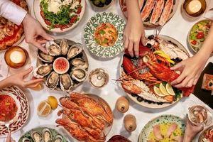 Đại tiệc buffet hải sản cao cấp chuẩn quốc tế ngay giữa Sài Gòn