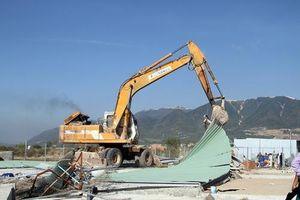 Khánh Hòa: Cương quyết với nạn xây dựng trái phép