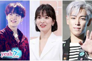 Thuê nhà riêng hậu ly hôn Song Joong Ki, Song Hye Kyo có hàng xóm mới là loạt sao khủng này