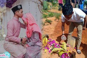 Yêu nhau 8 năm, người đàn ông để lại tâm thư đau lòng thông báo vợ đã qua đời sau 3 tháng đám cưới