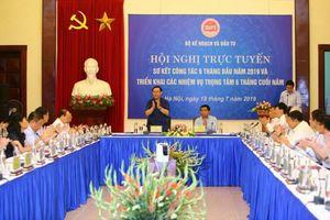 Phó thủ tướng Vương Đình Huệ 'thúc' Bộ Kế hoạch và đầu tư đẩy nhanh giải ngân vốn đầu tư công