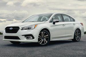 Subaru chấp nhận đổi xe cho khách vì lỗi sản xuất