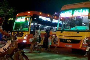 Loạn 'bến cóc, xe trá hình'… giữa nội thị Phan Rang