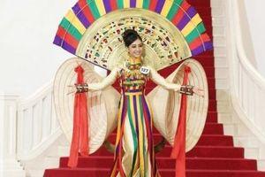 'Người đẹp áo dài' ước mơ trở thành nhà thiết kế nổi tiếng