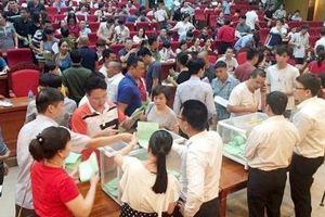 Nhiều dấu hiệu 'mập mờ' trong các phiên đấu giá đất tại tỉnh Bắc Giang