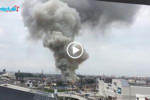 Toàn cảnh vụ cháy nổ xưởng phim hoạt hình ở Nhật Bản, hơn 40 người thương vong.