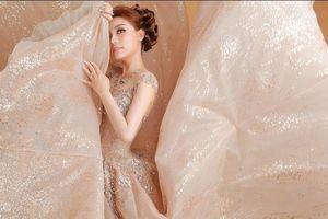 Lý San Nghi hóa cô dâu đa phong cách đầy cá tính