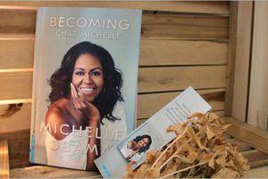 Cuốn hồi ký của vợ cựu Tổng thống Mỹ Obama được phát hành tại Việt Nam