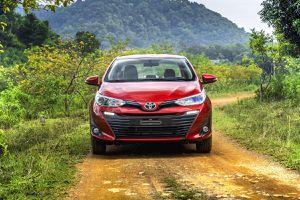 Bán chạy nhất thị trường, Toyota vẫn giảm giá 'sốc' cho Vios