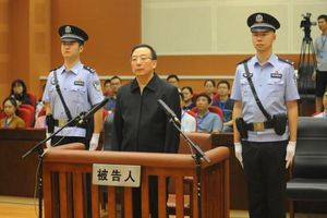 Nguyên Phó tỉnh trưởng của Trung Quốc bị kết án chung thân vì tham nhũng