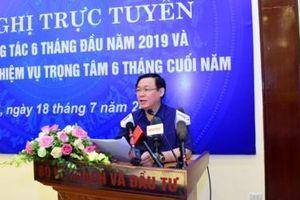 Phó thủ tướng Vương Đình Huệ giao 9 nhiệm vụ với Bộ Kế hoạch Đầu tư trong 6 tháng cuối năm