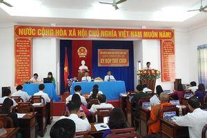 Bạc Liêu: Chủ tịch HĐND huyện xin từ chức vì 'chưa mạnh dạn'