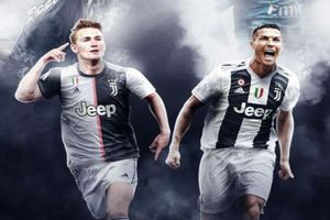 Ronaldo không phải lý do khiến De Ligt chọn Juventus