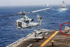 Nếu Iran trả đũa vụ drone bắn hạ, chiến tranh sẽ nổ ra với Mỹ?