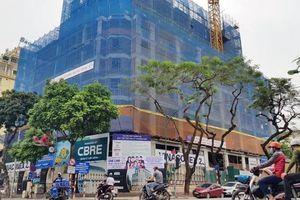 Căn hộ chung cư trung tâm Hà Nội giá 300 triệu đồng/m2
