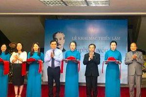 Trưng bày 100 hiện vật về Chủ tịch Souphanouvong