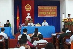 Vì sao Chủ tịch HĐND huyện Hòa Bình, Bạc Liêu xin từ chức?