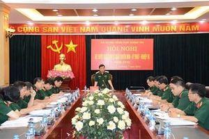 Cơ quan Tổng cục Chính trị xét duyệt chức danh sĩ quan chuyên môn-kỹ thuật-nghiệp vụ