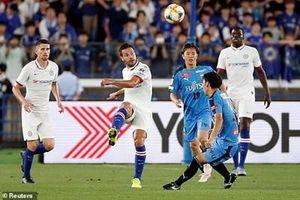 Chelsea nhận thất bại đầu tiên dưới thời Frank Lampard