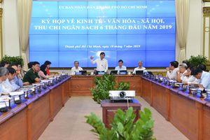 TPHCM thu ngân sách hơn cả Hà Nội, Hải Phòng, Cần Thơ, Đà Nẵng gộp lại