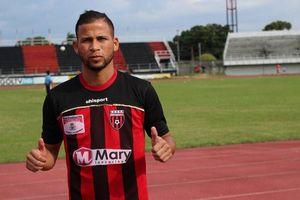 Gerardo Mendoza, cầu thủ Venezuela bị giết hại