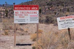 Thợ săn UFO muốn xông vào khu vực tuyệt mật Vùng 51 có thể mất mạng